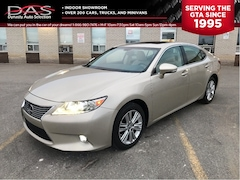 2014 LEXUS ES 350 PREMIUM NAVIGATION/LEATHER/SUNROOF Sedan