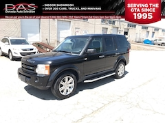 2009 Land Rover LR3 V8 HSE NAVIGATION/7 PASSANGERS/PANORAMIC ROOF SUV