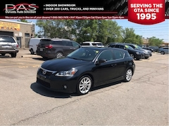 2013 LEXUS CT 200h HYBRID LEATHER/SUNROOF Hatchback