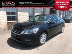 2013 Honda Accord EX-L LEATHER/SUNROOF/LOADED Sedan