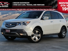 2008 Acura MDX Elite Package Navigation/DVD/7 Pass SUV