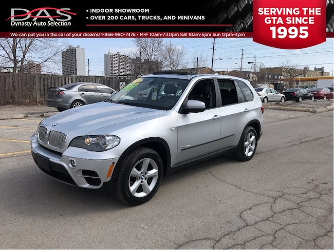 2011 BMW X5 xDrive35d 7PASS/NAVIGATION/SUNROOF SUV