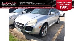 2005 Porsche Cayenne TURBO NAVIGATION/LEATHER/SUNROOF Wagon