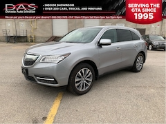 2016 Acura MDX Navigation Package/Sunroof/Leather SUV