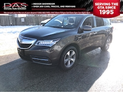 2014 Acura MDX PREMIUM REAR CAMERA/LEATHER/SUNROOF/7 PASS SUV