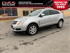 2010 Cadillac SRX Luxury and Performance Collection SUV