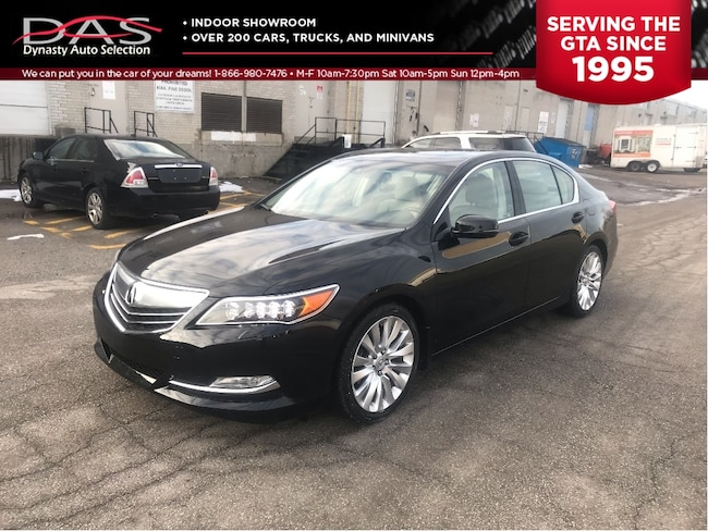 2014 Acura RLX TECH PKG NAVIGATION/REAR CAMERA Sedan