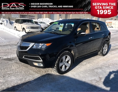 2010 Acura MDX LEATHER/SUNROOF/7 PASS SUV