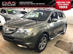 2007 Acura MDX ELITE PKG NAVIGATION/LEATHER/SUNROOF SUV