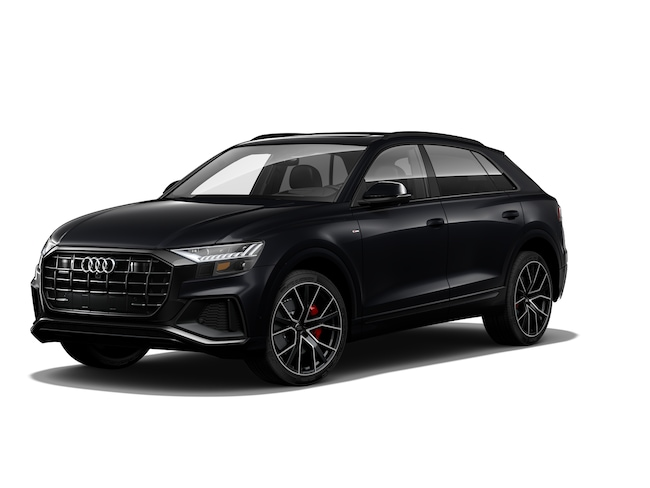 New 2019 Audi Q8 3.0T Premium Plus SUV WA1EVAF15KD016911 Near Los Angeles