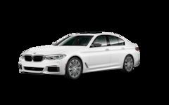 2018 BMW M550i xDrive Sedan 8 speed automatic