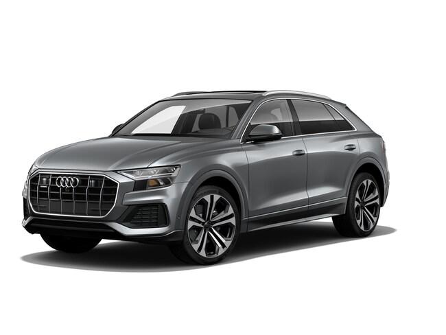 New 2019 Audi Q8 3.0T Premium Plus SUV WA1BVAF14KD009239 Near Los Angeles