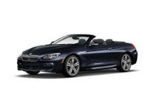 2018 BMW 6 Series 640i Convertible