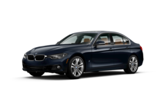2017 BMW 330e iPerformance Sedan