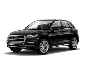 New 2018 Audi Q5 2.0T Premium Plus SUV Burlington MA