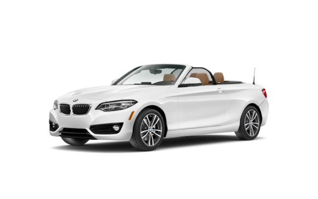 2018 BMW 230i xDrive Convertible All-wheel Drive