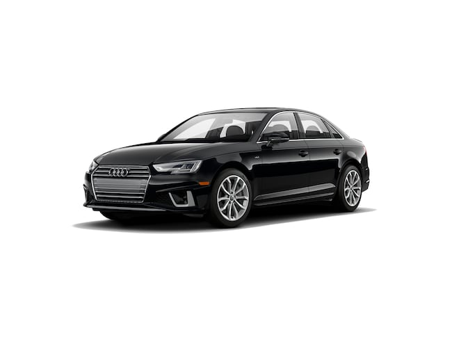 New 2019 Audi A4 2.0T Premium Plus Sedan Mohegan Lake