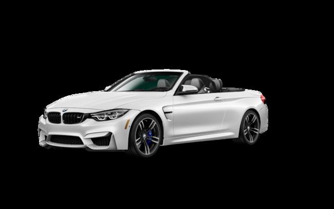 New 2018 BMW M4 Convertible in Cincinnati