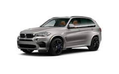 2018 BMW X5 M Base SUV