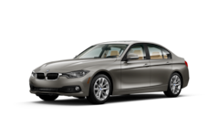 2018 BMW 3 Series 320i Sedan [4FU, 205, 5AG, ZCV, 494, 609]