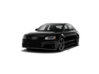 2018 Audi A8 L 3.0T Sedan WAU44AFDXJN000109