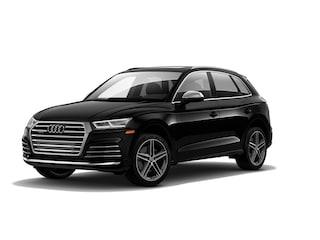 New 2019 Audi SQ5 3.0T Premium SUV for sale in Danbury, CT