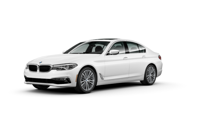 New 2018 BMW 530i xDrive Sedan Shrewsbury