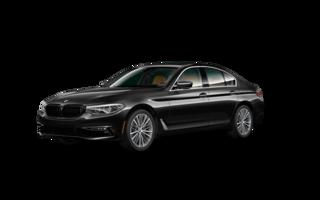 2018 BMW 530i xDrive Sedan WBAJA7C53JG909633