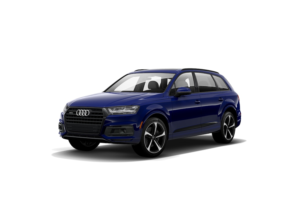 New 2019 Audi Q7 For Sale In Parsippany Vin