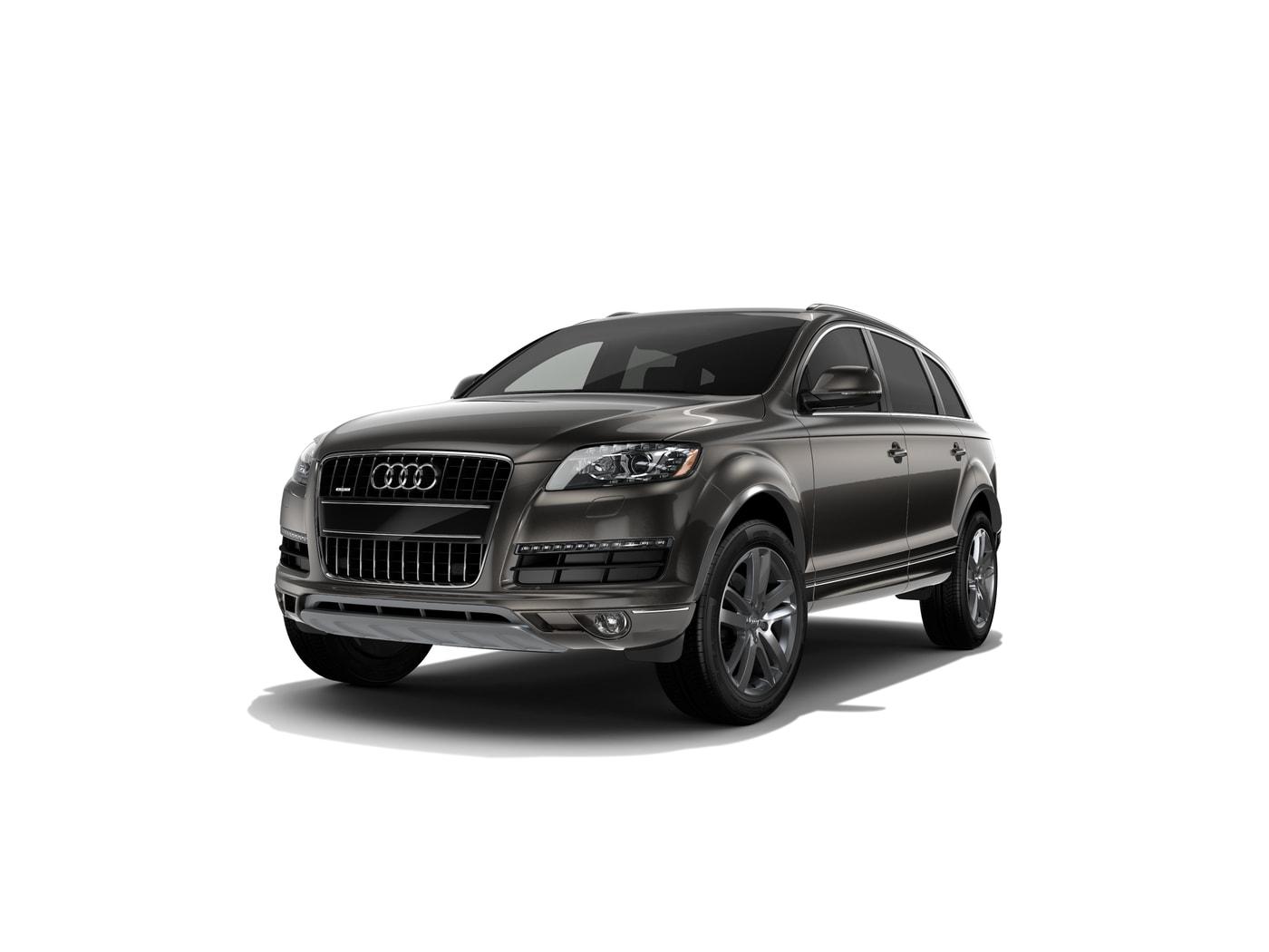 2015 Audi Q7 3.0 TDI Premium Plus (Tiptronic) SUV