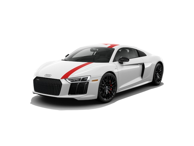 New 2018 Audi R8 5.2 V10 Coupe for sale in Miami