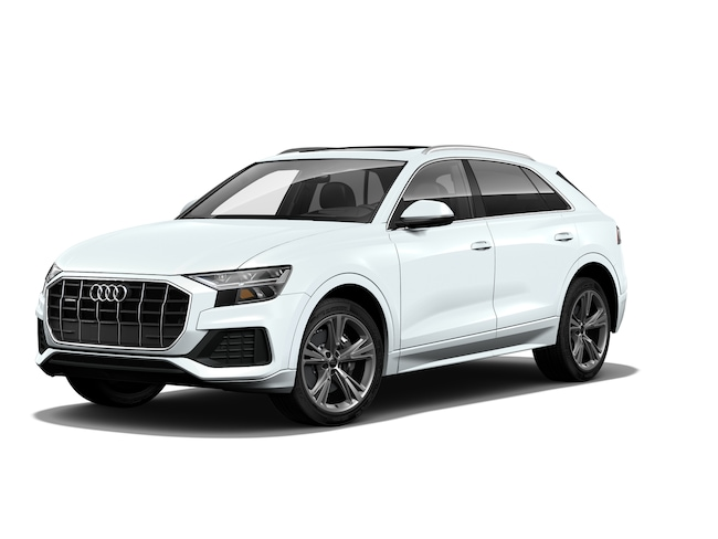 2019 Audi Q8 3.0T Premium convenience package, cold weather pac SUV