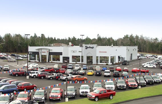 Maine Auto Mall >> About Darling S Auto Mall You Ll Do Better At Darling S