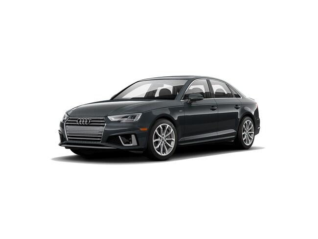 2019 Audi A4 Premium Plus 2.0 TFSI Premium Plus S Tronic quattro AWD
