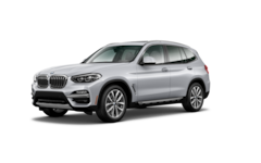 New 2018 BMW X3 xDrive30i SAV Burlington, Vermont