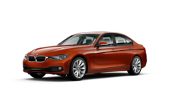 2018 BMW 3 Series 320i Xdrive Sedan All-wheel Drive