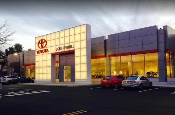Toyota Dealer Nj >> About Dch Freehold Toyota Nj Toyota Dealership Serving