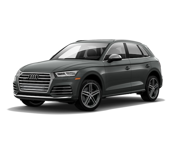 New 2019 Audi SQ5 3.0T Premium Plus SUV in Wilmington NC