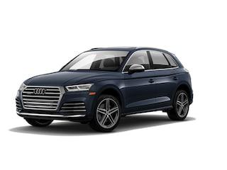 New 2019 Audi SQ5 3.0T Premium Plus SUV for sale in Danbury, CT