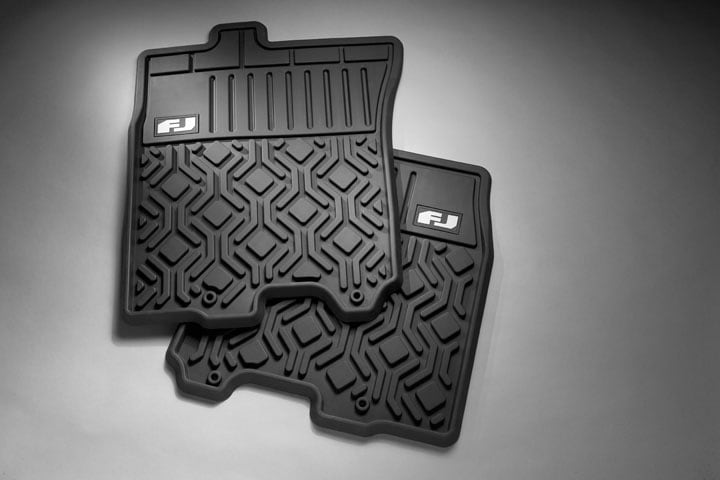 toyota fj cruiser floor mats gurus floor. Black Bedroom Furniture Sets. Home Design Ideas