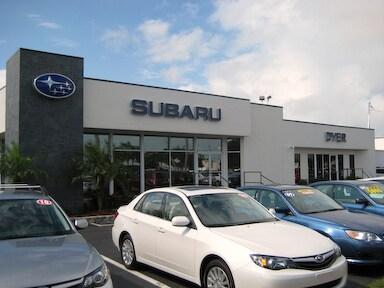 Updating Your Subaru Navigation System | Dyer Subaru