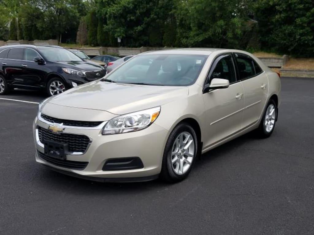 Used 2015 Chevrolet Malibu For Sale | Riverhead NY 1G11C5SL6FF348304
