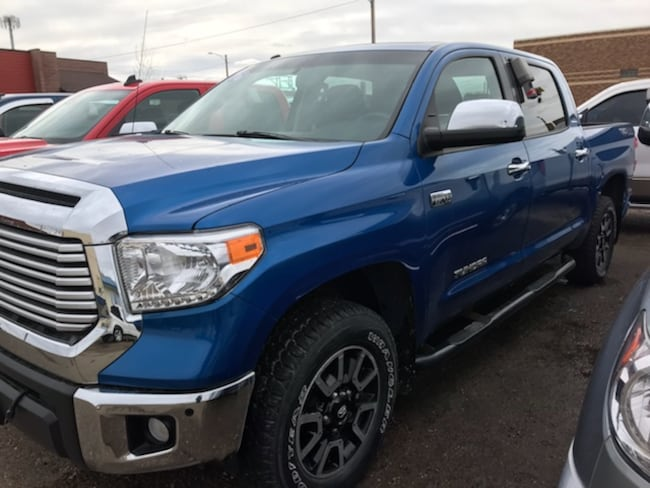 2016 Toyota Tundra Limited Cab; Long Bed; Crew Max