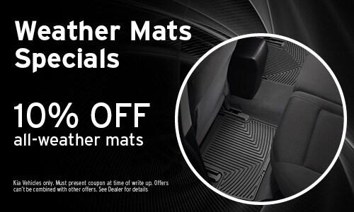 Weather Mats Specials