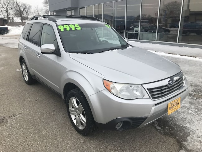 2009 Subaru Forester 2.5X Limited SUV
