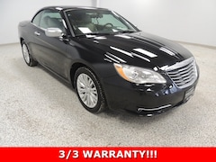 2011 Chrysler 200 Limited Convertible