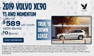 2019 Volvo XC90 T5