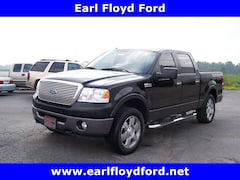 2006 Ford F-150 FX4 Truck SuperCrew Cab