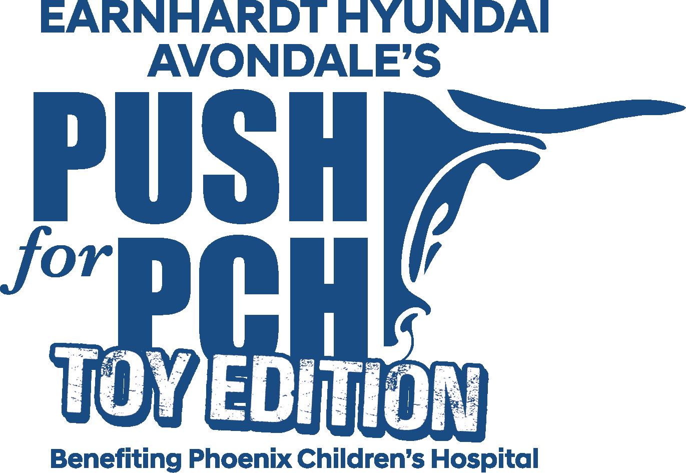 Push for PCH Toy Edition   Earnhardt Hyundai