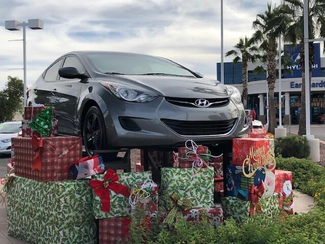 Push for PCH Toy Edition | Earnhardt Hyundai